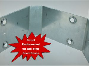 Hit Plate - 4-Hole Replacement $5.68<br>Case Quantity: 20